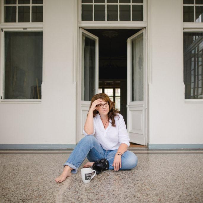 Die Fotografin - Anke Scheibe